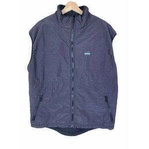 Vtg 90s Wyoming Wear Jackson Hole Polartec Vest XL